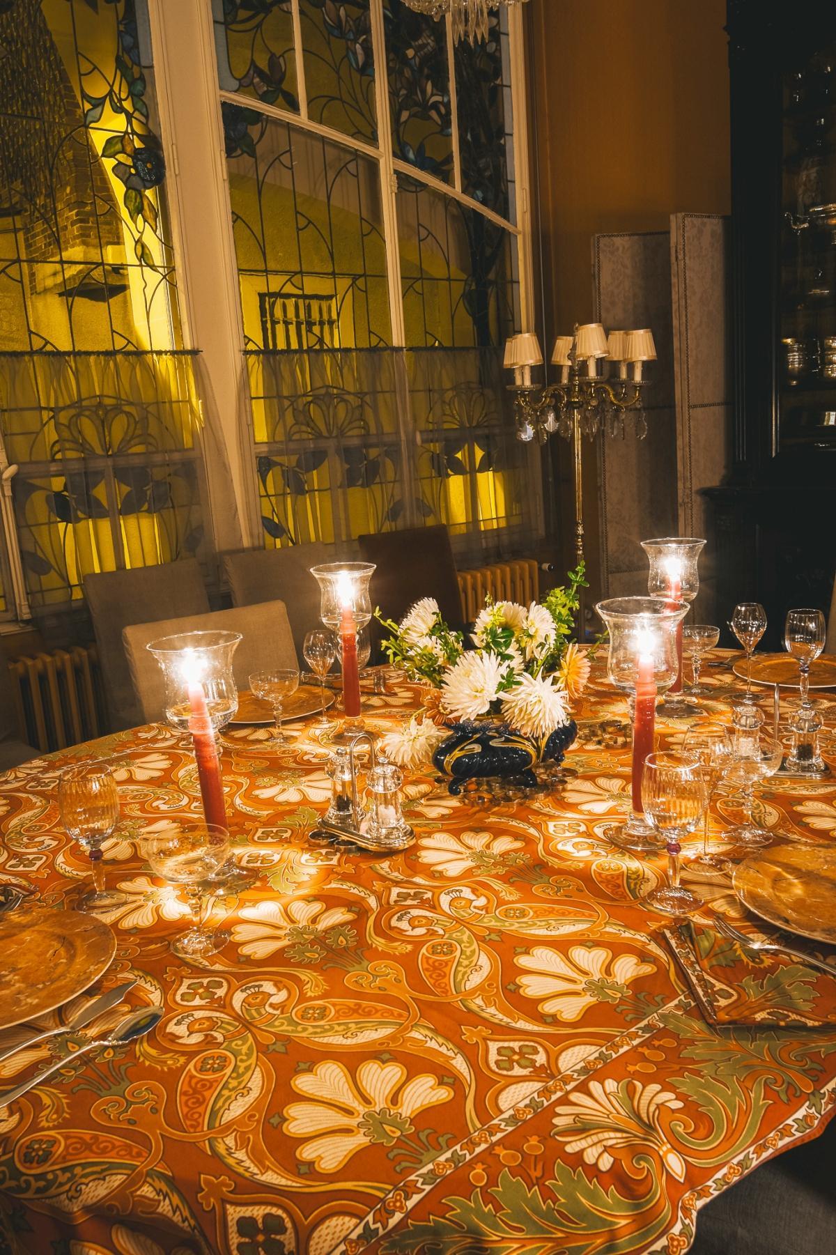 Table d'Hôtes Villa Elizabeth Ay Champagne